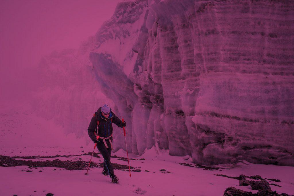 kilithon kilimanjaro nordic walking